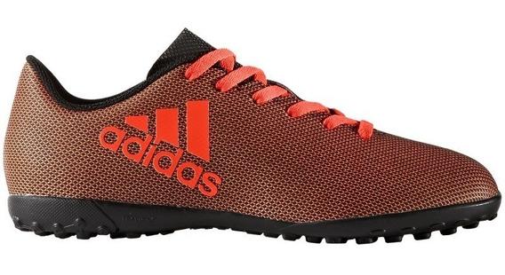 Zapatillas adidas Fútbol Niño X 17.4 Tf - New