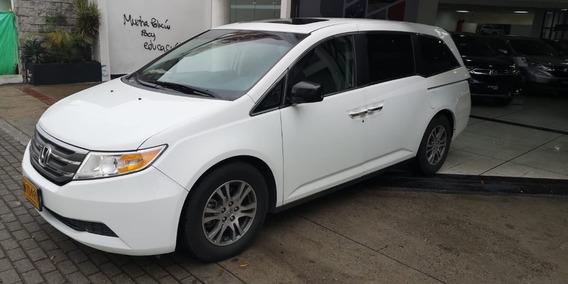 Honda Odyssey 2012 Blanca