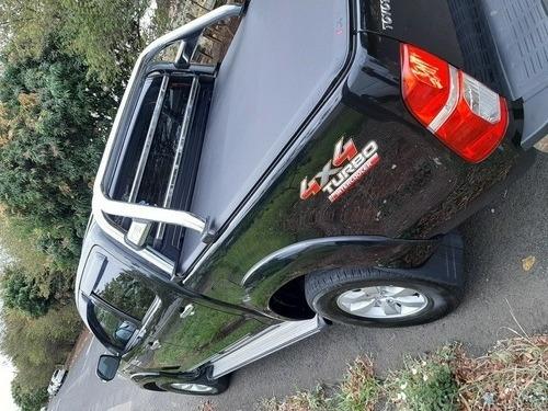 Imagem 1 de 5 de Toyota Hilux 2013 3.0 Srv Top Cab. Dupla 4x4 Aut. 4p