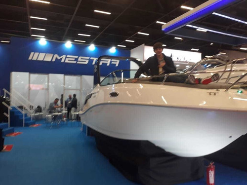 Lancha Mestra 230 Mercruiser 250hp Tecnautica Multimarcas