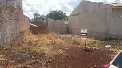 Terreno À Venda, 200 M² Por R$ 100.000,00 - Residencial Portal De Piza - Londrina/pr - Te0554