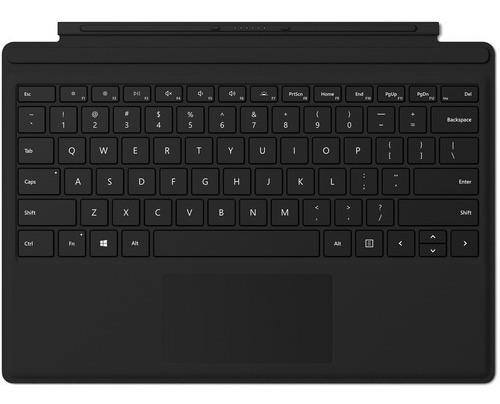 Teclado Microsoft Surface Go Tipo Cover - Negro Original
