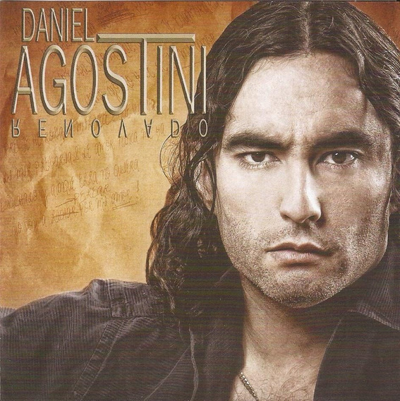 Daniel Agostini Cd Renovado Cd Original Nuevo Cumbia