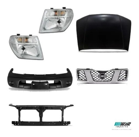 Kit Frente Nissan Frontier 2008 2009 2010 2011 2012 2013
