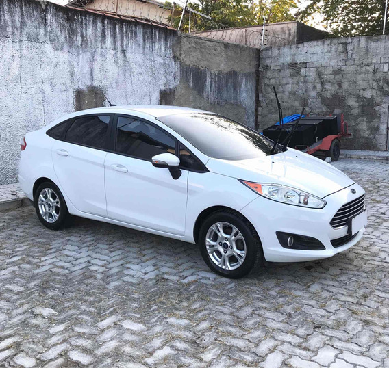 Ford Fiesta Sedan 1.6 Rocam Se Flex 4p 2014