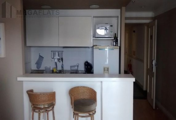 03219 - Flat 2 Dorms, Vila Olímpia - São Paulo/sp - 3219
