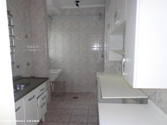 Apartamento Para Venda Em Valinhos, Parque Dos Pássaros - Apv 0104