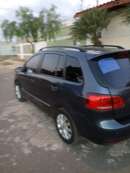 Volkswagen Spacefox 1.6 Plus Total Flex 5p 2010