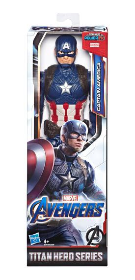 Marvel Avengers Endgame Titan Hero Series Capitán America