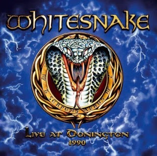 Whitesnake Cd: Live At Donington 1990 ( Argentina - Doble )