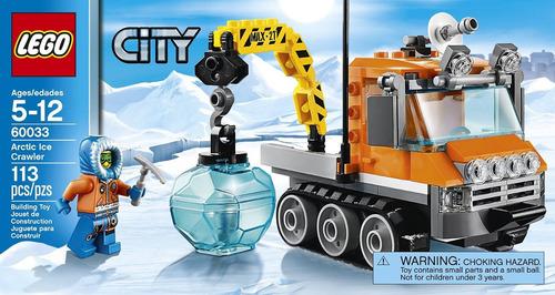 Lego City 60033 Camion De Rescate En El Artico (25)