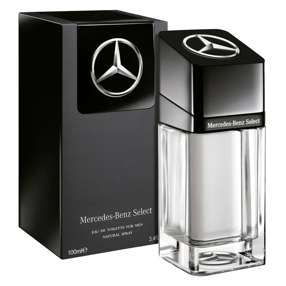 Perfume Mercedes Benz Select 100ml Lacrado Original 12x Sj