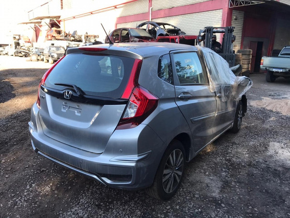 Sucata Honda Fit 1.5 2019/2020 Flex 116cvs