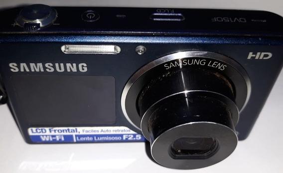 Câmera Digital Sansung Lens , Hd, Wifi , Lcd Frontal ,wb150f