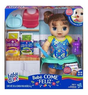 Baby AliveMuñeca Baby Alive Comelona