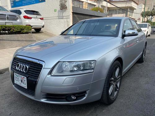 Imagen 1 de 13 de Audi A6 Blindado 4.2 Elite  2009  $295000  Socio Anca