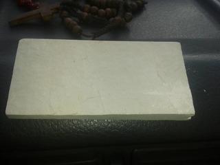 Laja Formateada 5x15 Y 5x10 Blanco Hueso