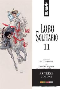 Lobo Solitário - Edição 11