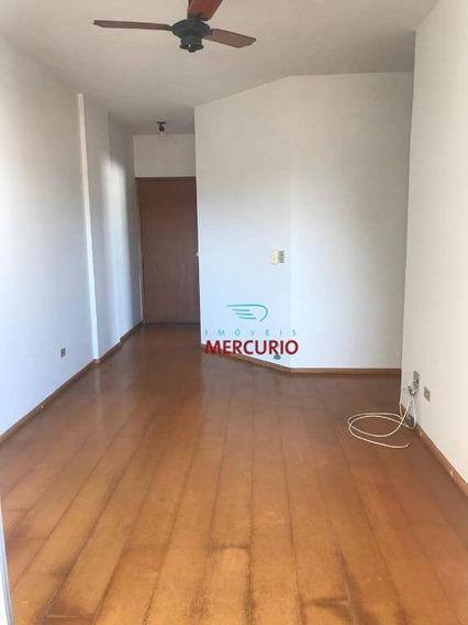 Apartamento Residencial À Venda, Centro, Bauru. - Ap2975