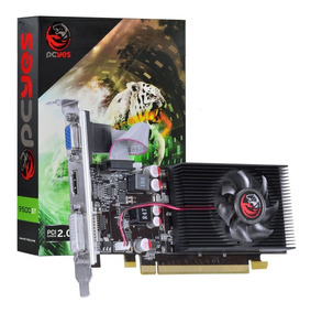 Geforce 9500gt 1gb Ddr3 128 Bits Com Kit Low Profile