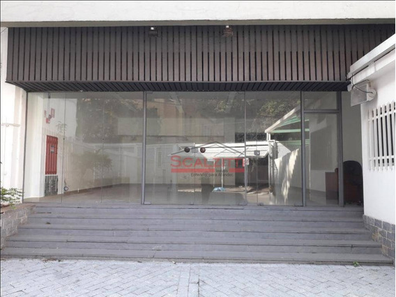 Loja Para Alugar, 94 M² Por R$ 4.100/mês - Consolação - São Paulo/sp - Lo0104