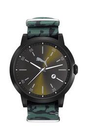 Relógio Masculino Esportivo Puma Camuflado 96285gppvpn3