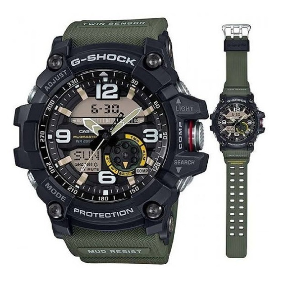 Relógio Casio G-shock Novo Gg-1000-1a3dr Mudmaster