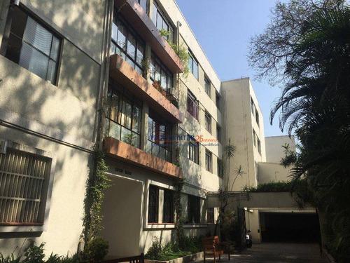 Imagem 1 de 24 de Apartamento Com 2 Dormitórios À Venda, 110 M² Por R$ 800.000 - Vila Clementino - Prop Starter Adm. Imóveis - Ap0257