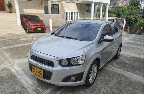Chevrolet Sonic 2017 1.6 Lt 4 P Automática