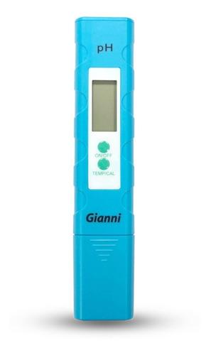Medidor De Ph Y Temperatura Digital P/piscina Gianni Mod. G6
