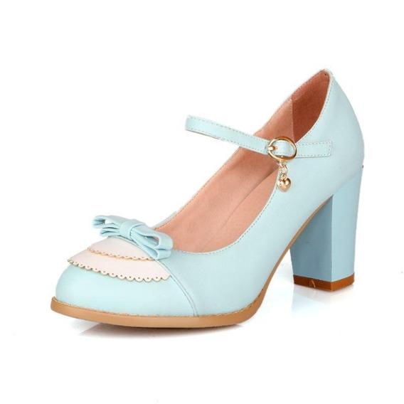 Sapato Feminino Morazora 49190 Importado Frete Grátis