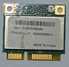 Pci Wireless Netbook Acer Aspire One Kav60
