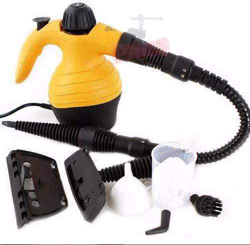 Imagen 1 de 5 de Limpiador A Vapor Portatil 1000w Steam Cleaner