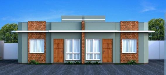 Casa Em Condomínio Para Venda Em Canoas, Niterói, 2 Dormitórios, 1 Banheiro, 1 Vaga - Dvc031_2-980317