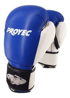 Guantes Boxeo Proyec Magnum Kick Box Muay Thai Importado