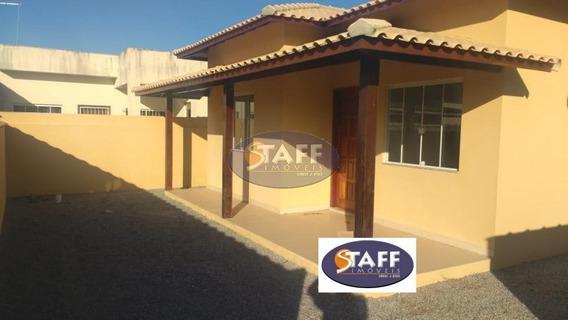 Casa Com 2 Dormitórios À Venda, 95 M² Por R$ 180.000,00 - Unamar - Cabo Frio/rj - Ca0975
