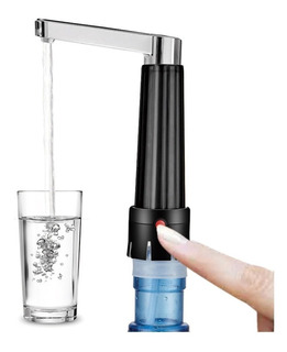 Bomba Dispensador De Agua Eléctrica Botellon Original Cable