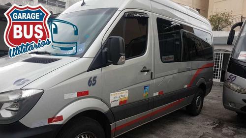 Van Sprinter 415 Ano 2019 Executiva 16 Lug Completa!ref 678
