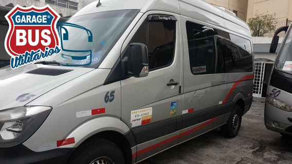 Van Sprinter 415 Ano 2019 Executiva 16 Lug Completa!ref 711
