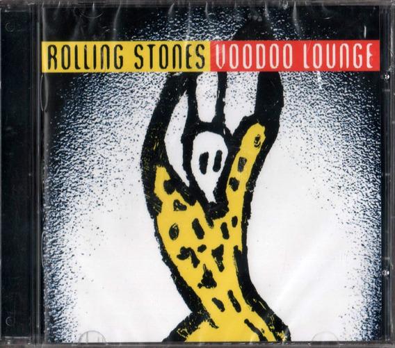 Cd Rolling Stones Voodo Lounge 2009 Lacrado