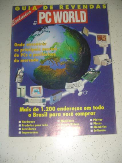 Revista Pc World Guia De Revendas Numero 1 1997 Completo