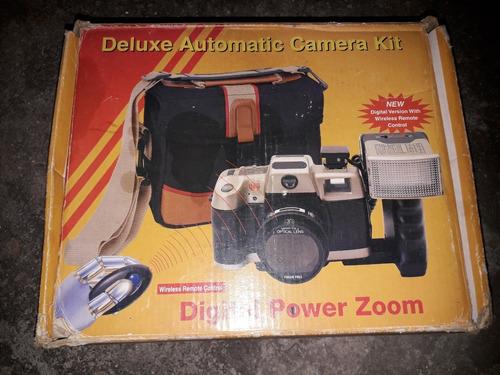 Kit Da Maquina Fotográfica Olympia Completo