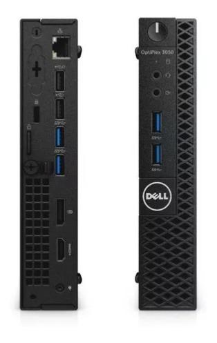 Mini Pc Dell I3 6th 3040 500gb 8gb Windows 10 Pro Original