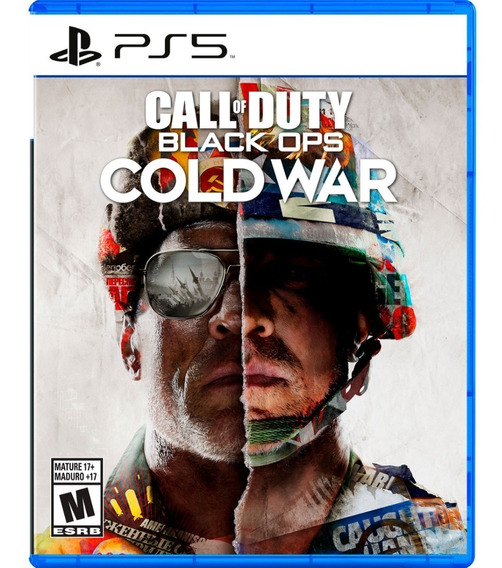 ..:: Call Of Duty Black Ops Cold War ::.. Ps5 Playstation 5