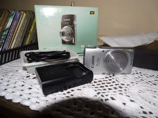 Canon Powershot Elph 135 Como Nueva 100 De 100