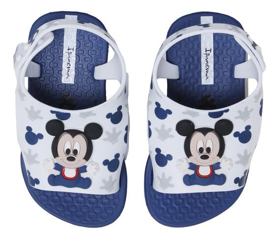 Sandalias Ipanema Love Disney Baby Bebe Az/bl