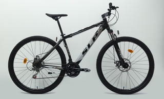 Bicicleta Slp 10 Pro Shimano 21v. Frenos A Disco. Suspension