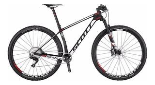 Scott Scale 900 Rc Pró 2017 Mtb-mountain Bike Race Preta