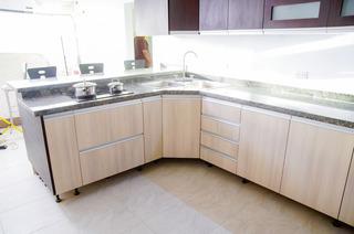 Cocinas Empotradas Modulares Modernas Instaladas