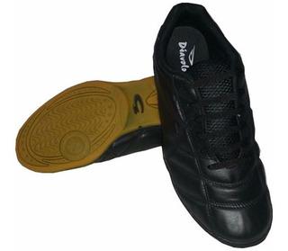 Tênis Futsal Infantil E Adulto Diavolo Couro